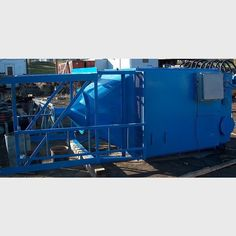 Used Pulse Jet Bag House for sale | Dust Collector supplier worldwide
