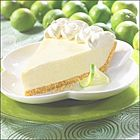 Authentic key Lime Pie. Basically the same as Martha Stewarts key lime pie recipe.