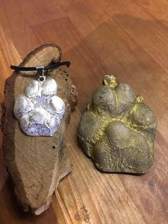The Goldsmithy believe that our #furryfriends are more than just #pets. The team felt honoured to hand make a #silver replica pendant of a paw casting of a couple who lost their #dog. This #pendant can now be worn with love.