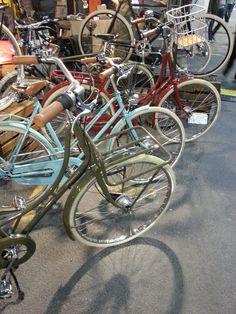 Our new Achielle Bikes