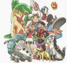 Resultado de imagen para pokemon oras manga