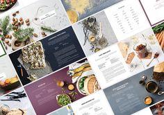 Kitchen Stories Cookbook on Behance