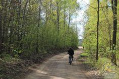 Z Piecek jedziemy na północny wschód w lasach Mazurskiego Parku Krajobrazowego. Jest on częścią największego w województwie kompleksu leśnego – Puszczy Piskiej. W granicach MPK znajduje się największe w Polsce jezioro Śniardwy oraz północna część Puszczy Piskiej z rzeką Krutynią.   Źródło: www.it.mragowo.pl