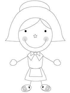 Thanksgiving Pumpkin Free Printable Coloring Pages