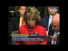 Gabby Giffords and Mark Kelly: January 30th 2013