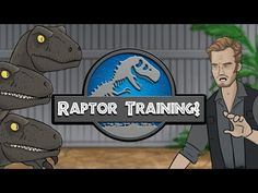 Jurassic World - Raptor Training? - YouTube