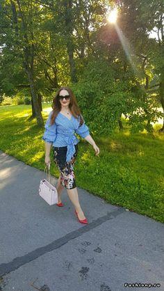 У женщины всего три обязанности: Первая – быть красивой...