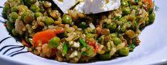 Lencse rizibizi - Ezzel lehet igazán levenni a lábamról! Kung Pao Chicken, Baked Potato, Risotto, Vegan Recipes, Potatoes, Gluten Free, Baking, Ethnic Recipes, Food