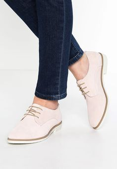Pier One Lace-ups - rose for £41.99 (24/08/17) with free delivery at Zalando