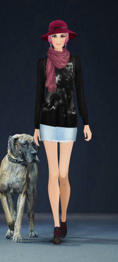 Fashion Game - Dog Show