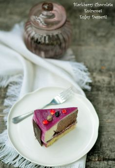 Homemade Chocolate, Chocolate Cakes, Candy, Blackberry, Sweet, Desserts, Cheesecake, Baking, Food