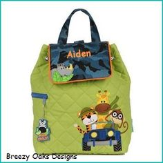 12 Best Personalized toddler backpacks images  28f549c8ae54e