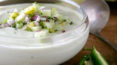 Greek yogurt recipes - must try one or all of these. Found via @Joyce Cherrier