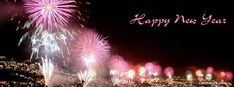 Fireworks New Year ~ FB cover