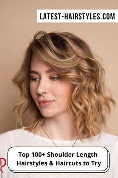 Looking for cute and easy to style shoulder length hair ideas? Click here to see these popular shoulder-grazing hairstyles and haircuts! (Photo credit IG @demetriusschool_eng) Latest Hairstyles, Hairstyles Haircuts, Blonde Hair Looks, Best Salon, Shoulder Length Hair, Hair Lengths, Photo Credit, Hair Ideas, Hair Cuts