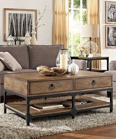 Look what I found on #zulily! Coffee Trenton Coffee Table #zulilyfinds