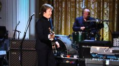 Paul McCartney & Stevie Wonder - Ebony and Ivory This song is specially needed  for this time.