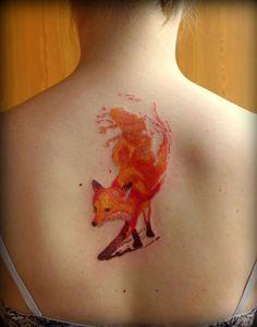 ✿ Tattoos ✿ Примеры татуировок-картин