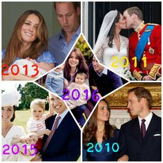 .kate and her family
