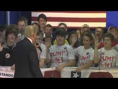 Donald Trump Makes Kids At Wisconsin Rally Take A Pledge: ''No Drugs, No...