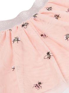 SKU NET SKIRT:Pink