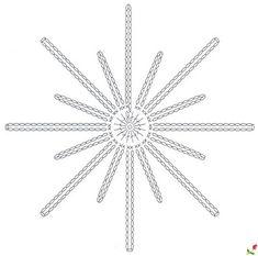 ВЯЖЕМ СНЕЖИНКИ КРЮЧКОМ - ПОДБОРКА.. Обсуждение на LiveI… na Stylowi.pl Crochet Bookmark Pattern, Crochet Snowflake Pattern, Crochet Stars, Crochet Bookmarks, Crochet Snowflakes, Doily Patterns, Crochet Motif, Crochet Doilies, Crochet Patterns