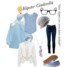 Hipster Cinderella