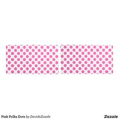 Pink Polka Dots Pillow Cases Available on many products! Hit the 'available on' tab near the product description to see them all! Thanks for looking!  @zazzle #art #polka #dots #shop #home #decor #bathroom #bedroom #bath #bed #duvet #cover #shower #curtain #pillow #case #apartment #decorate #accessory #accessories #fashion #style #women #men #shopping #buy #sale #gift #idea #fun #sweet #cool #neat #modern #chic #laptop #sleeve #black #orange #blue #pink #white