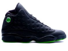 newest collection b0182 28c25 Get your Cheap Air Jordan 13 Retro Altitudes Black Altitude Green from Air  Jordan Retro Outlet online.