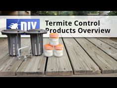 Termite control can be done with liquids, termite bait systems, or both. This video gives an overview of both solutions. For more information on termites, click here: https://www.pinterest.com/diypestcontrol/termites/ For steps to treat termites, click here: http://www.domyownpestcontrol.com/subterranean-termite-treatment-guide-a-478.html