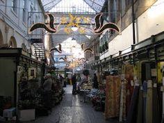 St Nicholas Market interior