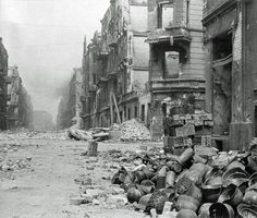 BRESLAU, 1945, the day after !