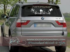 Star Wars Decal - The Empire Doesn't Care About Your Stick Figure Family