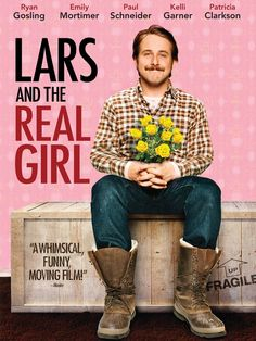 Lars and the Real Girl could've so easily been a one-joke movie. But the talented cast, a great script, and direction never condescends to its character or the audience.