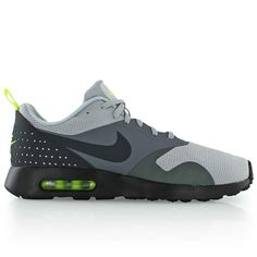 pretty nice fe127 7f795 nike AIR MAX TAVAS wolf grey gris anthracite gris noir Air Jordan Shoes