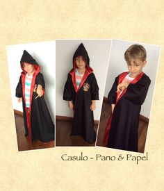 Harry Potter Costume.