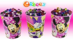 Orbeez Cups Surprise Toys in Key Rings !!  Đồ chơi ly kem Orbeez vui nhộ...