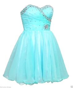 FairOnly Girl Formal Cocktail Homecoming Prom Dress Custom Size:6 8 10 12 14 16+