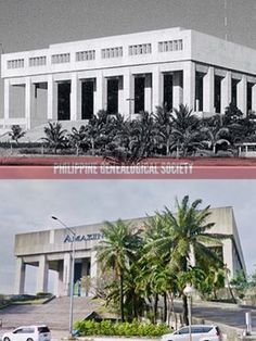Dito, Noon: Manila Film Center, Pasay, 1982 x 2019 #kasaysayan -- The Manila Film Center was a pet project of former First Lady Imelda Marcos who wanted to host the 1st Manila International Film Festival in 1982. During the rushed construction in November 1981, at least 169 workers fell to their deaths and were buried under quick-drying wet cement. Construction continued over the unrecovered bodies. Pet Project, Animal Projects, International Film Festival, Present Day, Bury, Manila, Old And New, Cement, Philippines