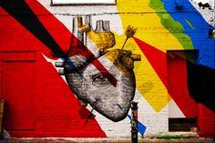 irony graffiti london - Cerca amb Google    brick lane