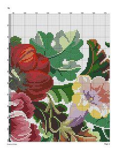 Cute Cross Stitch, Cross Stitch Flowers, Cross Stitch Charts, Cross Stitch Embroidery, Cross Stitch Patterns, Cutwork, Blackwork, Needlepoint, Needlework