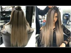 Check Out Their Hair With & Without Extensions - YouTube