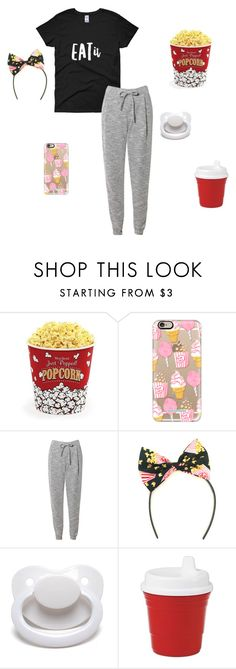 """movie night/going to the movies gender neutral"" by hannahmcnuggets ❤ liked on Polyvore featuring West Bend, Casetify, Rupaul and Related"
