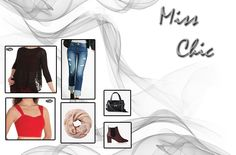 Miss Chic featuring our crop bra top (BWP005) and top (K415)