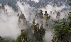 Zhang Jia Jie National Park, Hunan, China