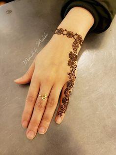 Henna Design By Fatima Dulhan Mehndi Designs, Mehandi Designs, Latest Arabic Mehndi Designs, Indian Henna Designs, Finger Henna Designs, Full Hand Mehndi Designs, Modern Mehndi Designs, Mehndi Designs For Girls, Mehndi Designs For Beginners
