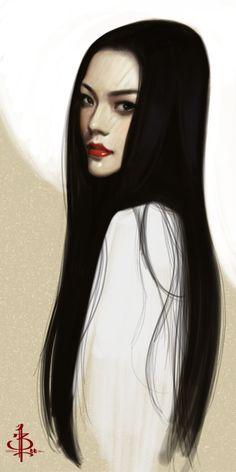 timed head sketch 1139 by FUNKYMONKEY1945.deviantart.com on @DeviantArt