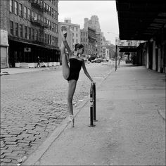 The Ballerina Project | ABOUT A GIRL