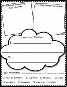 elements of nonfiction notes Blank graphic organizers for fiction selections time line of a story title title a process approach to a nonfiction selection for fourth graders title.