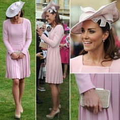 Kate Middleton at a tea party hosted at Buckingham Palace as part of Queen Elizabeth's Diamond Jubilee celebrations. Description from vilhat.typepad.com. I searched for this on bing.com/images